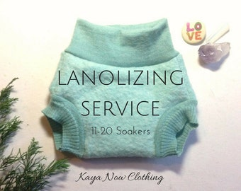 Lanolizing Service Monthly Subscription The Mother Load / I Lanolize Your Woolies