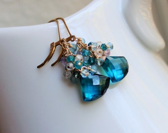 Yuba River Earrings