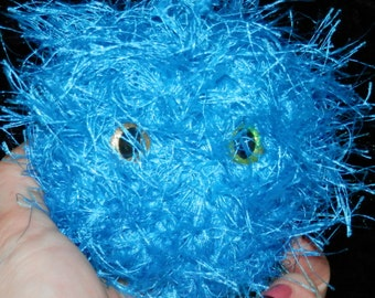Single WILL o'the WISP Party FAVOR Plushie Gift, Handmade, 1 Only