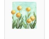 Floral Study No. 2- Archival Print