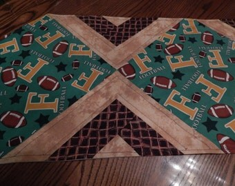 Football Lover's Table Runner