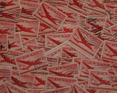 85 5 Cent Airmail Stamps Lot Red C32 Used