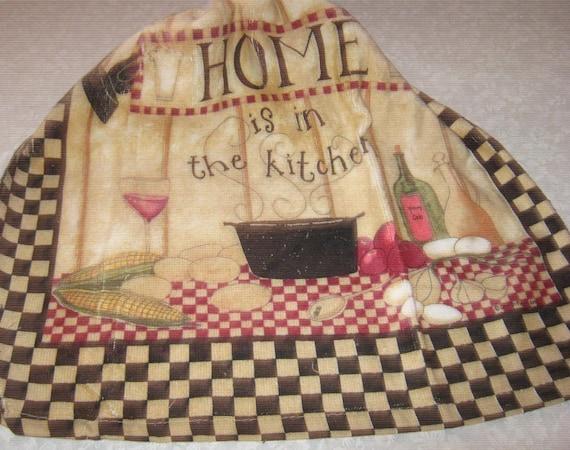 crochet kitchen hanging towel kay dee design home is in the. Black Bedroom Furniture Sets. Home Design Ideas