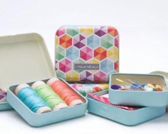 Moda Tin PROMO TIN #1   Gifts   Storage Solution   Gift