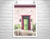 Door Art, Tucson, Door Picture, Door Photography, Architecture Art, Southwest, Arizona, Wall Art, Old Pueblo, Barrio Viejo