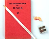 I Like Dogs With Beards Pencils, Set of 2 Pencils, Dog Pencils, Terrier Pencils, Stocking Filler