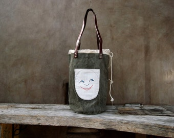 remade tote bag