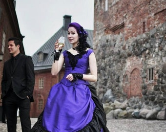 Claudia's Gothic Victorian Gown Custom Interview with the Vampire