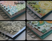Address Book with Dates To Remember- Special Order for Ashley L. ONLY