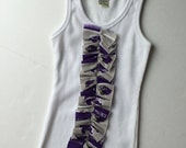 ready to ship.  game day tank top