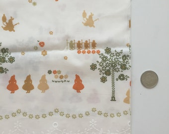 Alice In Wonder Land Japanese Curtain Pannel
