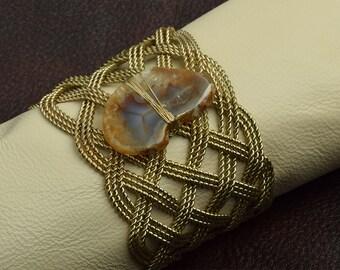 Southwestern Style Cuff Bracelet , J852G