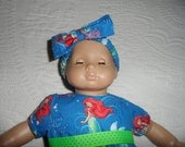 Private Listing for Susan Thompson Doll Headband