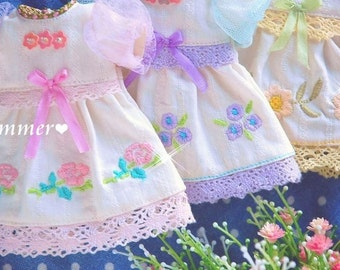 Blythe dress set....3 color for choose