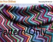 Clearance Sale Crochet ripple blanket pattern