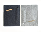 iPad Pro Sleeve with Pockets - Felt