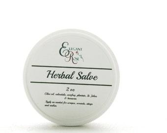 Herbal Salve - All-Purpose Skin Salve