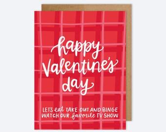 Funny Valentines Card AZ403