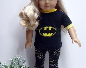 AG Batman Capri Set