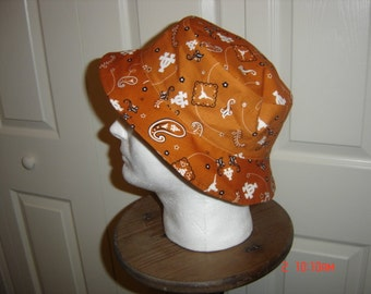 Texas Longhorns Team Bucket Hat
