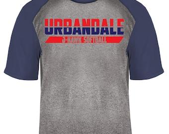 Urbandale J-Hawks Softball shirt