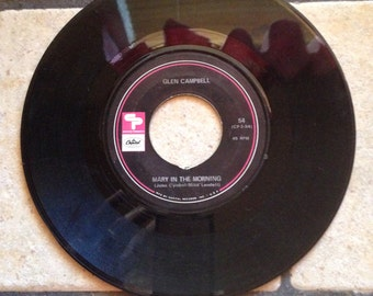 Glenn Campbell Record by Capitol