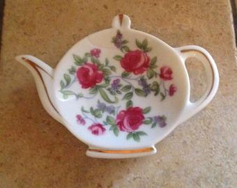 Teapot Teabag Holder by Enesco
