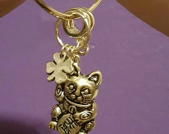 Lucky Cat Bangle