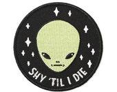 Shy Guy Alien Patch