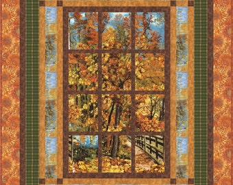 Quilt Pattern - Welcome To the Lake By Little Louise Designs - PDF INSTANT DOWNLOAD