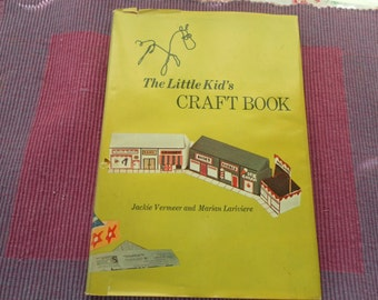The Little Kid's Craft Books  1973