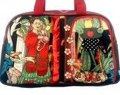 Bag molly creative bag unique bag n34 Frida Kahlo