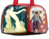 "Bag molly creative bag unique bag n45 ""Doriane"""""