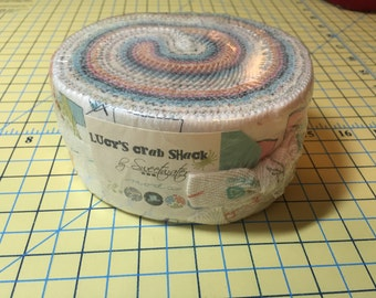 Lucy's Crab Shack jellyroll - Rare/OOP/ Very hard to find