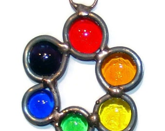 Rainbow - Round Medium
