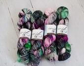 Aspen Sock yarn with nylon 'Graffiti'