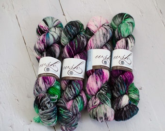 Aspen Sock yarn with nylon 'Graffiti'