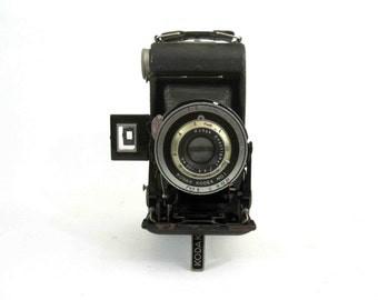 Vintage Kodak Jr. Six-20 Series III Camera. Circa 1930's - 1940's.