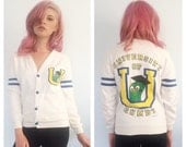 STORE SALE 30% off Vintage Gumby Univeristy Cardigan