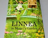 Linnea in Monet's Garden book
