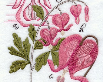 Antique Botanical-Bleeding Heart