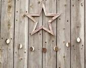 Moon Phase Garland - Moon Child - Wood Slice - Wall Hanging - Moon - Moon Garland - Crescent Moon - Banner - Moon Art - Boho - Wood Burned