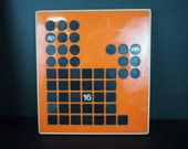 RESERVED 6 Mid Century Perpetual Calendars