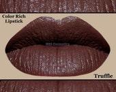New Color Rich Lipstick -Truffle