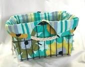Bicycle Basket Liner / Shoulder Bag