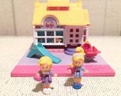 Polly Pocket toy shop