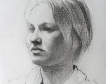 Titine - original drawing  (FD 95)