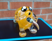 Jake the Dog with Ice Cream Microphone Sherlock