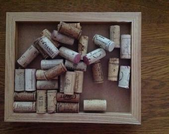 Wine Cork Trivet Frame Perfect for Wine Cork Crafts
