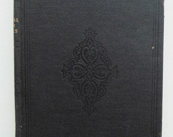 Antique Black Book 1893 Bureau Of Labor Statistics  Maine